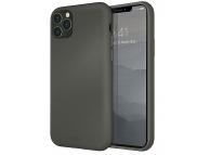 Husa TPU UNIQ Lino Apple iPhone 11 Pro Max, Gri, Blister