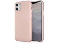 Husa TPU UNIQ Lino Apple iPhone 11, Roz, Blister