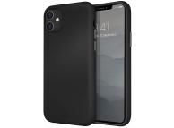 Husa TPU UNIQ Lino Apple iPhone 11, Neagra, Blister