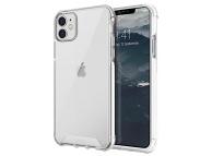Husa Plastic - TPU UNIQ Combat Antisoc Apple iPhone 11, Alba, Blister
