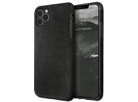 Husa Piele UNIQ Sueve Apple iPhone 11 Pro, Neagra, Blister