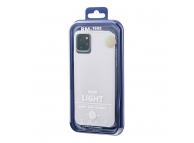 Husa TPU Proda Remax Light pentru Apple iPhone 11 Pro Max, Transparenta, Blister
