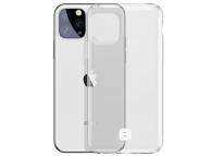 Husa TPU Baseus Ultra-Thin pentru Apple iPhone 11 Pro, Cu suport pentru snur, Transparenta, Blister WIAPIPH58S-QA02
