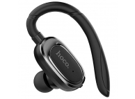 Handsfree Casca Bluetooth HOCO Encourage E26 plus, SinglePoint, Negru, Blister