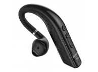 Handsfree Casca Bluetooth HOCO Superior business E48, SinglePoint, Negru, Blister
