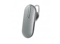 Handsfree Casca Bluetooth Remax RB-T28, MultiPoint, Argintiu, Blister