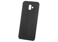 Husa TPU OEM Pure Silicone pentru Xiaomi Mi Note 10, Neagra, Blister