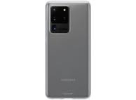 Husa TPU Samsung Galaxy S20 Ultra G988 / Samsung Galaxy S20 Ultra 5G G988, Clear Cover, Transparenta EF-QG988TTEGEU