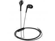 Handsfree Casti In-Ear HOCO Drumbeat M40, Cu microfon, 3.5 mm, Negru, Blister