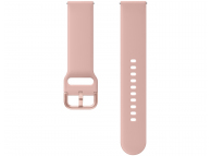 Curea Ceas Renaissance FKM Sport Strap pentru Samsung Galaxy Watch Active 2, Roz, Blister, ET-SFR82MPE