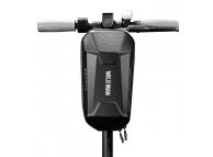Geanta Plastic impermeabila SAKWA WILDMAN pentru tricicleta electrica, Marimea L, HARDPOUCH, Neagra