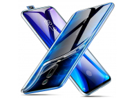 Husa TPU TECH-PROTECT FLEXAIR CRYSTAL pentru Xiaomi Mi 9T Pro / Xiaomi Mi 9T, Transparenta, Blister