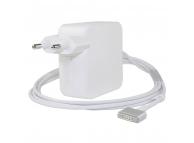 Incarcator retea universal Akyga, cu conector Magsafe 2 pentru Macbook Pro, 20.0V / 4.25A, 85W, 1.7m, Alb AK-ND-65