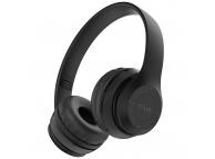 Handsfree Casti Bluetooth Borofone BO4 Charming Rhyme, SinglePoint, On-Ear, Negru