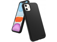 Husa TPU Ringke Air S pentru Apple iPhone 11, Neagra, Blister ADAP0006