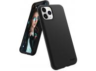 Husa TPU Ringke Air S pentru Apple iPhone 11 Pro, Neagra, Blister ADAP0011