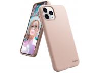Husa TPU Ringke Air S pentru Apple iPhone 11 Pro, Roz Deschis, Blister ADAP0013