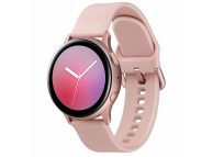 Ceas Bluetooth Samsung Galaxy Watch Active2, Aluminium, 44mm, Roz Auriu, Blister Original SM-R820NZDAROM Reconditionat
