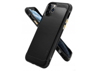 Husa TPU Ringke Onyx pentru Apple iPhone 11 Pro, Neagra, Blister OXAP0018