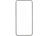 Folie Protectie Ecran Borofone pentru Apple iPhone X / XS/ 11 Pro, Sticla securizata, Full Face, Full Glue, Elephant series, Neagra, Blister