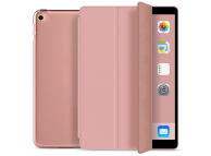 Husa Tableta TPU Tech-Protect SmartCase pentru Apple iPad 10.2, Roz Aurie, Bulk