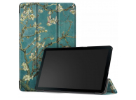 Husa Tableta TPU Tech-Protect SmartCase Sakura pentru Huawei MediaPad M5 10 (Pro) / Huawei MediaPad M5 10, Multicolor, Bulk