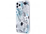 Husa TPU OEM Ultra Trendy Imperia pentru Apple iPhone 11 Pro, Multicolor Transparenta, Bulk