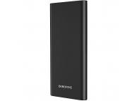 Baterie Externa Powerbank Borofone BT19A 15000 mA, 2 x USB, Neagra, Blister