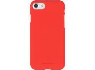 Husa TPU Goospery Mercury Soft Feeling pentru Apple iPhone 11, Rosie, Blister