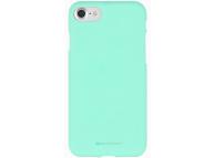 Husa TPU Goospery Mercury Soft Feeling pentru Apple iPhone 11, Turcoaz, Blister