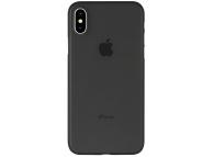 Husa Plastic Goospery Mercury Ultra Skin pentru Apple iPhone 11, Neagra, Blister