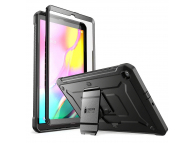 Husa Tableta Plastic - TPU Supcase Unicorn Beetle pentru Samsung Galaxy Tab A 10.1 (2019), Neagra, Blister