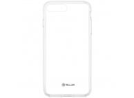 Husa TPU Tellur Hybrid pentru Apple IPhone 7 Plus / Apple iPhone 8 Plus, Transparenta, Blister TLL121952