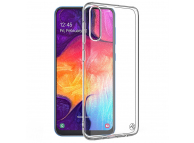 Husa TPU Tellur Basic pentru Samsung Galaxy A9 (2018) A920, Transparenta, Blister TLL121655