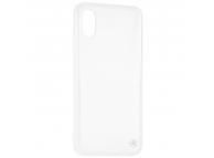 Husa TPU Tellur pentru Xiaomi Mi 8 Pro, Transparenta, Blister TLL121765