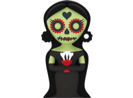 Memorie Externa Emtec Zomblings Morticia 3D, USB 2.0, 8Gb, Multicolor, Blister ECMMD8GM344