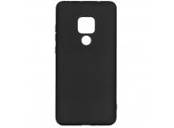 Husa TPU Forcell Soft Case pentru Huawei Mate 20, Neagra, Bulk