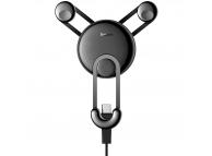 Suport Auto Universal Baseus YY, cu cablu Type C, Negru, Blister SUTYY-01