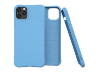 Husa TPU Enkay ENK-PC003 pentru Apple iPhone 11 Pro Max, Bleu, Blister