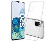 Husa TPU Nevox STYLESHELL FLEX pentru Samsung Galaxy S20 G980, Transparenta, Blister