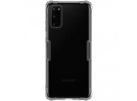 Husa TPU Nillkin Nature pentru Samsung Galaxy S20 G980, Gri, Blister