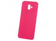 Husa TPU OEM Pure Silicone pentru Samsung Galaxy A71 A715, Roz