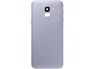 Capac Baterie - Geam Camera Spate Bleu Samsung Galaxy J6 J600
