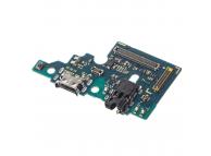 Placa Cu Conector Audio - Conector Incarcare / Date - Microfon Samsung Galaxy A51 A515