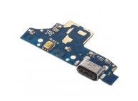 Placa Cu Conector Incarcare / Date - Microfon Nokia 7.2