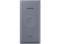 Baterie Externa Powerbank Samsung EB-U3300, 10000 mA, 25W, 2 x USB Type-C - Wireless, Gri, Blister EB-U3300XJEGEU