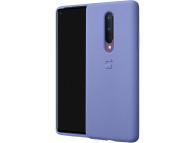 Husa Plastic OnePlus 8, Sandstone Bumper, Mov, Blister 5431100139