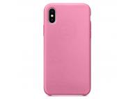 Husa TPU OEM Pure Silicone pentru Apple iPhone 11 Pro Max, Roz, Blister