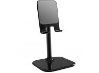 Suport birou Universal OEM pentru telefon / tableta, B026, Negru, Blister