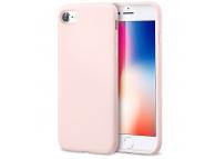 Husa TPU ESR Yippee Pure Silicone pentru Apple iPhone 7 / Apple iPhone 8 / Apple iPhone SE (2020), Roz, Blister